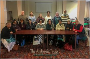 The ambrosia project volunteers SGOHT Pioneer Group