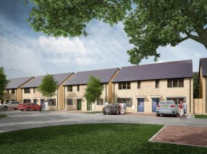 Pioneer Places Manor House Stechford Development Station Road