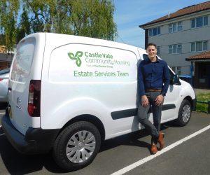 The Pioneer Group CVCH Electric Van