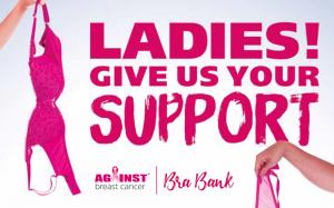 SGOHT Highcroft Community Centre Bra Bank Breast Cancer