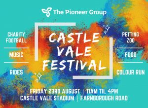Castle Vale Festival The Pioneer Group