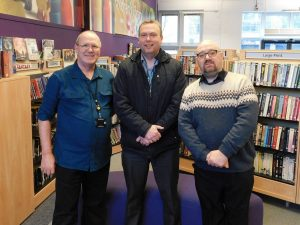 The Pioneer Group Castle Vale Library Saved