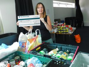 The Pioneer Group Castle Vale Food Bank Spitfire Services