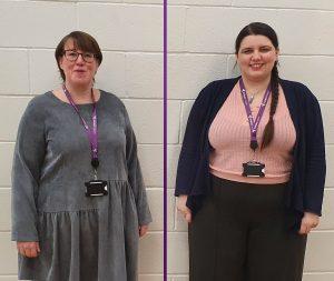 Community Connectors Compass Support Hannah Watson Rachel Perks