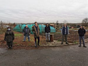 Castle Vale allotments are part of new social prescribing project